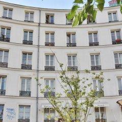 Отель 49 - Pretty Flat in Menilmontant Париж с домашними животными