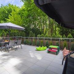 Отель Little Home - Haga Сопот балкон