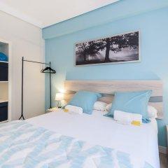 Отель GranVía Испания, Сан-Себастьян - отзывы, цены и фото номеров - забронировать отель GranVía онлайн комната для гостей фото 4
