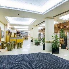 Гостиница Holiday Inn Moscow Seligerskaya интерьер отеля