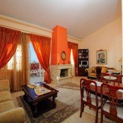 Отель Vergis Epavlis комната для гостей фото 3