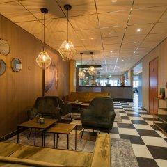 Отель New West Inn Нидерланды, Амстердам - 6 отзывов об отеле, цены и фото номеров - забронировать отель New West Inn онлайн интерьер отеля фото 3