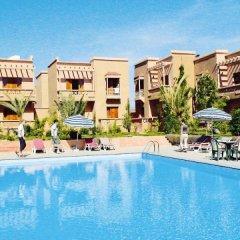 Отель Le Fint Марокко, Уарзазат - отзывы, цены и фото номеров - забронировать отель Le Fint онлайн бассейн фото 2