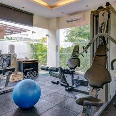 Отель The Pelican Residence & Suite Krabi Таиланд, Талингчан - отзывы, цены и фото номеров - забронировать отель The Pelican Residence & Suite Krabi онлайн фитнесс-зал фото 2