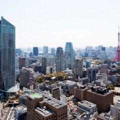 Отель Andaz Tokyo Toranomon Hills - a concept by Hyatt Япония, Токио - 1 отзыв об отеле, цены и фото номеров - забронировать отель Andaz Tokyo Toranomon Hills - a concept by Hyatt онлайн приотельная территория