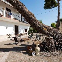 Отель B&B Villa Pia Сиракуза с домашними животными