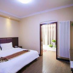 Отель Furui Hotel Xianyang Airport Китай, Сяньян - отзывы, цены и фото номеров - забронировать отель Furui Hotel Xianyang Airport онлайн комната для гостей фото 5