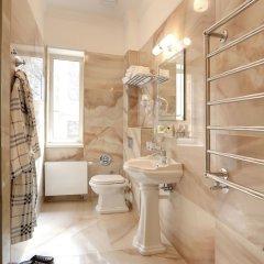 Отель Ferdinandhof Apart-Hotel Чехия, Карловы Вары - отзывы, цены и фото номеров - забронировать отель Ferdinandhof Apart-Hotel онлайн ванная фото 2