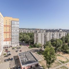 Гостиница KvartalApartments. Meshcherskiy Bulvar 9 балкон