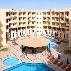 Отель Tiba Resort балкон