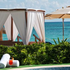 Отель The Reef Coco Beach Плая-дель-Кармен бассейн