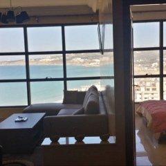 Отель Newcenter Suites Марокко, Танжер - отзывы, цены и фото номеров - забронировать отель Newcenter Suites онлайн комната для гостей фото 3