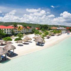 Отель Sandals Montego Bay - All Inclusive - Couples Only пляж фото 3