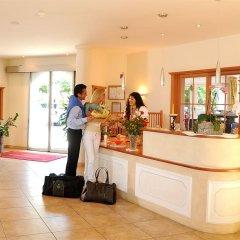 Hotel Wessobrunn Меран интерьер отеля