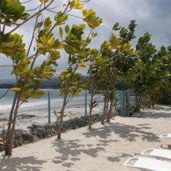 Отель Tropical Escape @ The Palms Of Richmond пляж