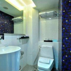 Отель Aspira Skyy Sukhumvit 1 Таиланд, Бангкок - отзывы, цены и фото номеров - забронировать отель Aspira Skyy Sukhumvit 1 онлайн ванная