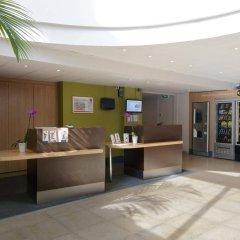 Отель B&B Hôtel LYON Centre Part-Dieu Gambetta Франция, Лион - отзывы, цены и фото номеров - забронировать отель B&B Hôtel LYON Centre Part-Dieu Gambetta онлайн интерьер отеля фото 2