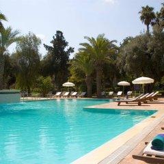 Отель Golden Tulip Farah Marrakech Марокко, Марракеш - 2 отзыва об отеле, цены и фото номеров - забронировать отель Golden Tulip Farah Marrakech онлайн бассейн