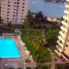 Отель Turtle Beach Towers Condominiums балкон
