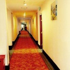 GreenTree Inn Chengdu Kuanzhai Alley RenMin Park Hotel интерьер отеля фото 3