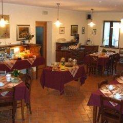 Отель Agritur Le Pergole Помароло питание
