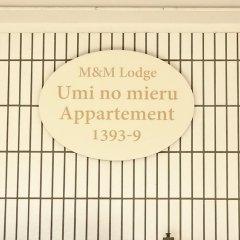 Апартаменты Umi No Mieru Apartment Центр Окинавы с домашними животными