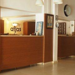 Отель Atlas Чешме интерьер отеля фото 2
