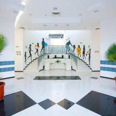 Отель Blue Pearl Hotel- Ultra All Inclusive Болгария, Солнечный берег - отзывы, цены и фото номеров - забронировать отель Blue Pearl Hotel- Ultra All Inclusive онлайн фитнесс-зал фото 2