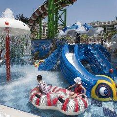 Crystal Sunset Luxury Resort & Spa Турция, Сиде - 1 отзыв об отеле, цены и фото номеров - забронировать отель Crystal Sunset Luxury Resort & Spa - All Inclusive онлайн детские мероприятия фото 2
