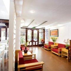 Отель Especen Legend 2 Ханой интерьер отеля
