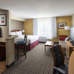 Отель TownePlace Suites Milpitas Silicon Valley удобства в номере