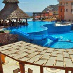 Отель Quinta del Sol by Solmar Мексика, Кабо-Сан-Лукас - отзывы, цены и фото номеров - забронировать отель Quinta del Sol by Solmar онлайн бассейн фото 2