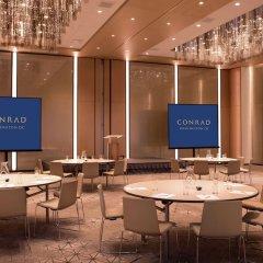 Отель Conrad Washington DC США, Вашингтон - отзывы, цены и фото номеров - забронировать отель Conrad Washington DC онлайн помещение для мероприятий фото 2