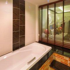 Tanawan Phuket Hotel 3* Номер Делюкс с различными типами кроватей фото 5