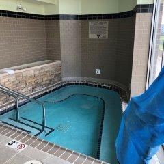 Отель SpringHill Suites Minneapolis-St Paul Airpt/Mall of America США, Блумингтон - отзывы, цены и фото номеров - забронировать отель SpringHill Suites Minneapolis-St Paul Airpt/Mall of America онлайн бассейн фото 2