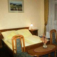 City Hotel Unio Будапешт комната для гостей фото 2