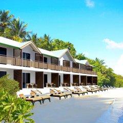 Отель Smartline Eriyadu Мальдивы, Северный атолл Мале - 1 отзыв об отеле, цены и фото номеров - забронировать отель Smartline Eriyadu онлайн пляж