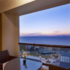 Отель Sheraton Rhodes Resort балкон фото 2