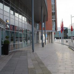 Отель Jurys Inn Liverpool Великобритания, Ливерпуль - отзывы, цены и фото номеров - забронировать отель Jurys Inn Liverpool онлайн