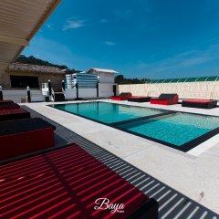 ?Baya Phuket Hotel бассейн