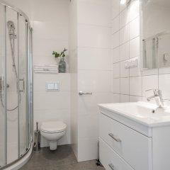 Отель AbsyntApart Dabrowskiego Вроцлав ванная