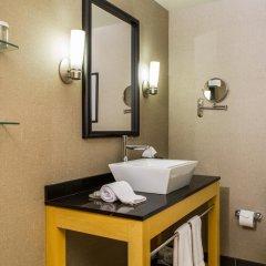 Отель Cambria Hotel Akron - Canton Airport США, Юнионтаун - отзывы, цены и фото номеров - забронировать отель Cambria Hotel Akron - Canton Airport онлайн ванная