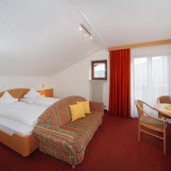 Отель Garni Juval Тироло комната для гостей фото 2