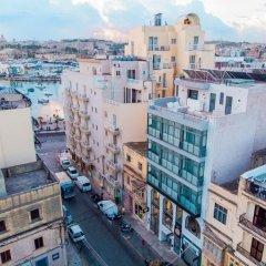 Отель Euro Guest House Мальта, Гзира - отзывы, цены и фото номеров - забронировать отель Euro Guest House онлайн балкон