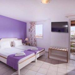 Primavera Beach Hotel Studios & Apartments комната для гостей фото 3
