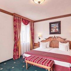 Mercure Sighisoara Binderbubi - Hotel & Spa комната для гостей фото 2