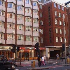 Отель Bedford Лондон вид на фасад фото 2