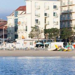 Отель Emilia Италия, Римини - отзывы, цены и фото номеров - забронировать отель Emilia онлайн пляж фото 2