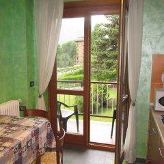 Апартаменты Aosta Belvedere Apartment Аоста в номере