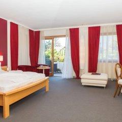 Отель Ansitz Plantitscherhof Италия, Меран - отзывы, цены и фото номеров - забронировать отель Ansitz Plantitscherhof онлайн комната для гостей фото 3